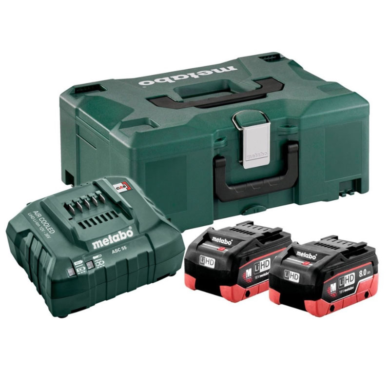 Metabo Battery and Charger set